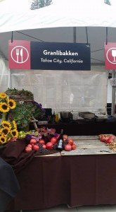 Granlibakken at the Autumn Food and Wine Festival 2015.